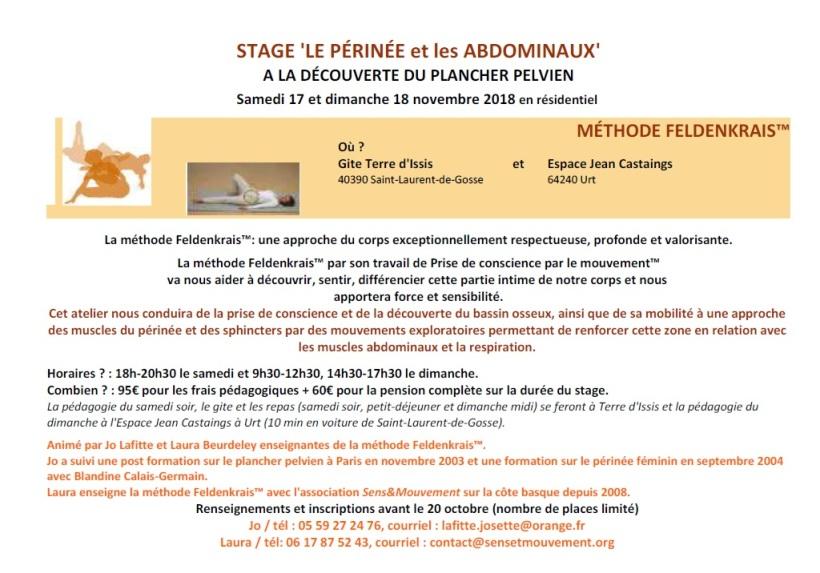 LE PERINEEetLES ABDOMINAUX-SaintLaurentdeGosse-Urt-nov18
